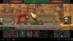 METAL SLUG DEFENSE SNK PLAYMORE  - Strategy
