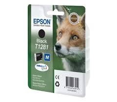 Купить <b>Картридж EPSON</b> T1281 черный для S22/SX125/SX425 ...