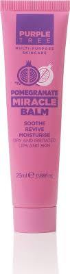 Purple Tree <b>Бальзам для губ Miracle</b> Balm Pomegranate, 25 мл ...