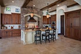 in style kitchen cabinets: laminate kitchen cabinets dp jorge ulibarri mixed color tuscan kitchen hjpgrendhgtvcom
