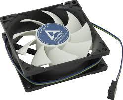 <b>Вентилятор</b> для корпуса 80x80 мм <b>Arctic F8</b> PWM rev.2 — купить в ...