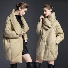YVYVLOLO Winter Jacket <b>Women 2019 European</b> design Loose ...