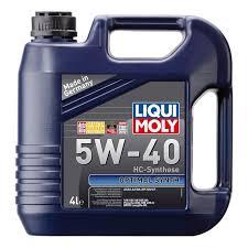 Купить <b>Масло</b> моторное <b>Liqui Moly</b> Optimal 5W40 синтетическое ...