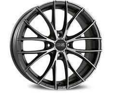 Set of 4 Alloy Wheels <b>OZ</b> Racing <b>ITALIA 150</b> - 7x17 / 4x108 / ET42 ...