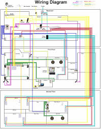 residential home wiring diagrams   electrical wiring diagramshouse foundation footing details electrical wire house wiring