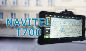 Обзор <b>NAVITEL T700</b> 3G - Больше чем <b>навигатор</b> | VideoregObzor