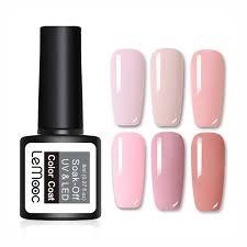 <b>LEMOOC 8ml</b> Gel Nail Polish <b>Color</b> UV Gel Pumpkin <b>Color</b> Soak Off ...
