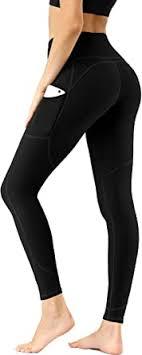 JOOKEE <b>High Waist Yoga</b> Pants <b>with</b> Pockets, Workout Pants for ...