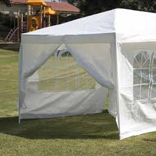belleze outdoor 10x30 canopy party bbq event wedding tent gazebo w bbq wedding tent