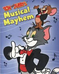 O Grande Caos Musical de Tom e Jerry Online Dublado