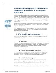 Essay checklist on guidelines for writing academic papers Free Essays and Papers