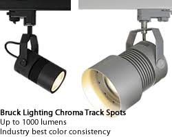 bruck lighting line voltage track or monorail fixtures bruck lighting track systems