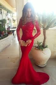 <b>Red</b> Trumpet <b>Prom</b> Dresses | <b>Mermaid Formal</b> Dresses - June Bridals