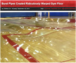 Disastrous school gymnasium in real life | The Simpsons | Know ... via Relatably.com
