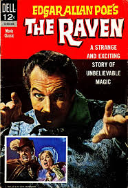 best images about classic comic books jerry comic book based on the movie the raven 309 comic book 1963
