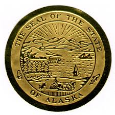 Small Alaska State Seal, Northern Waters Task Force, Alaska Arctic Policy Commission