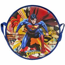 """<b>Ледянка 1Toy WB</b> """"Супермен"""", круглая, 52 см"""