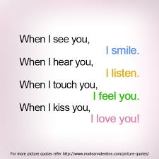 I Love You Quotes For Boyfriend. QuotesGram