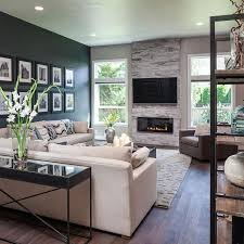 awesome modern living room is cozy family friendly by httpwww awesome modern office decor pinterest