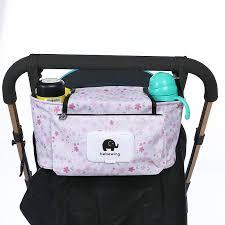 Multifunctional <b>Baby Stroller Organizer</b> Bag Hook <b>Baby</b> Carriage ...