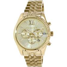 michael kors lexington gold tone chronograph men s watch mk8281 michael kors lexington gold tone chronograph men s watch mk8281