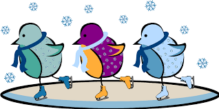 Image result for ice skates clipart