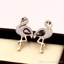 <b>Korean Earrings Flower Black</b> Online Shopping | <b>Korean Earrings</b> ...