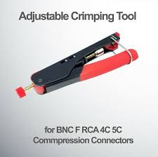 Adjustable Waterproof <b>Compression Crimping</b> Connector Tool for ...