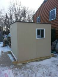 lite weight Ice Fishing House Plans   Ice house Minnesota  Ice     X ice fishing house