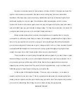Success definition essay SlideShare
