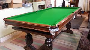 7ft dining table:  antique oak riley snooker dining table refectory ft
