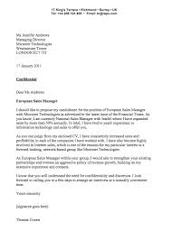covering letter sales manager sample cover letter for sales