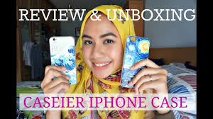 Review and Unboxing of <b>Caseier</b> Design for Iphone 6 - YouTube