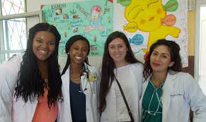 internships work global michigan nursing and lsa students in photo by norma sarkar