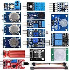 KOOKYE 16 in 1 Smart Home Sensor Modules Kit for ... - Amazon.com