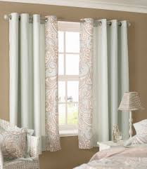 Modern Bedroom Curtains Bay Window Curtain Ideas Bedroom