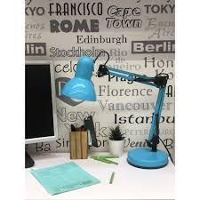 Настольная лампа Inspire Ennis 1xE27х40 Вт, металл/<b>пластик</b> ...