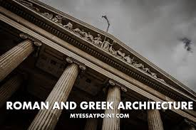 r  and greek architecture   my essay pointr  and greek architecture
