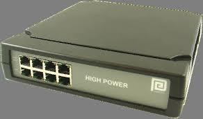 4 Port <b>IEEE802</b>.<b>3at</b> Midspan <b>Gigabit High Power</b> Over Ethernet ...