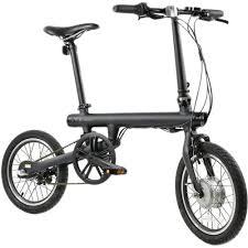 Купить электросамокат <b>Электровелосипед Xiaomi Mijia QiCYCLE</b> ...