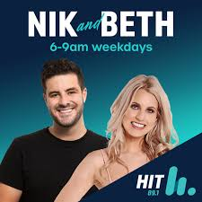 Nik & Beth for breakfast - Hit Darling Downs