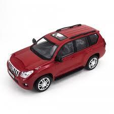 <b>Радиоуправляемый джип</b> Toyota Land Cruiser Prado Red 1:12 ...