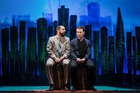 kite runner wyndham s theatre london review theggc kite runner