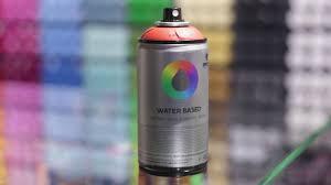 Аэрозольная <b>краска</b> на водной основе <b>MTN Water</b>-Based 300мл ...