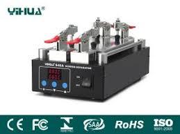 LCD SMD термовоздушная <b>паяльная станция YIHUA-995D</b> ...