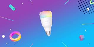 Надо брать: <b>умная лампочка Yeelight Smart</b> Led Bulb 1S ...