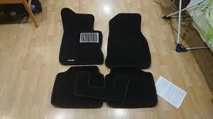 ///3. <b>Текстильные 3D Коврики</b> Euromat LUX в <b>салон</b>. — BMW M4 ...