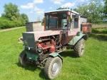 Самодельные трактора с двигателем т 25