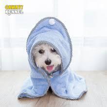 CAWAYI питомник Микрофибра <b>собака</b> Впитывающее банное ...
