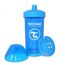 <b>Поильник</b> с <b>трубочкой Twistshake</b> Straw Cup 360 мл пастельный ...